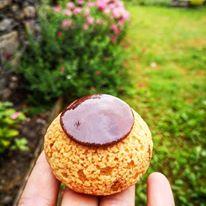 chou croustillant chocolat