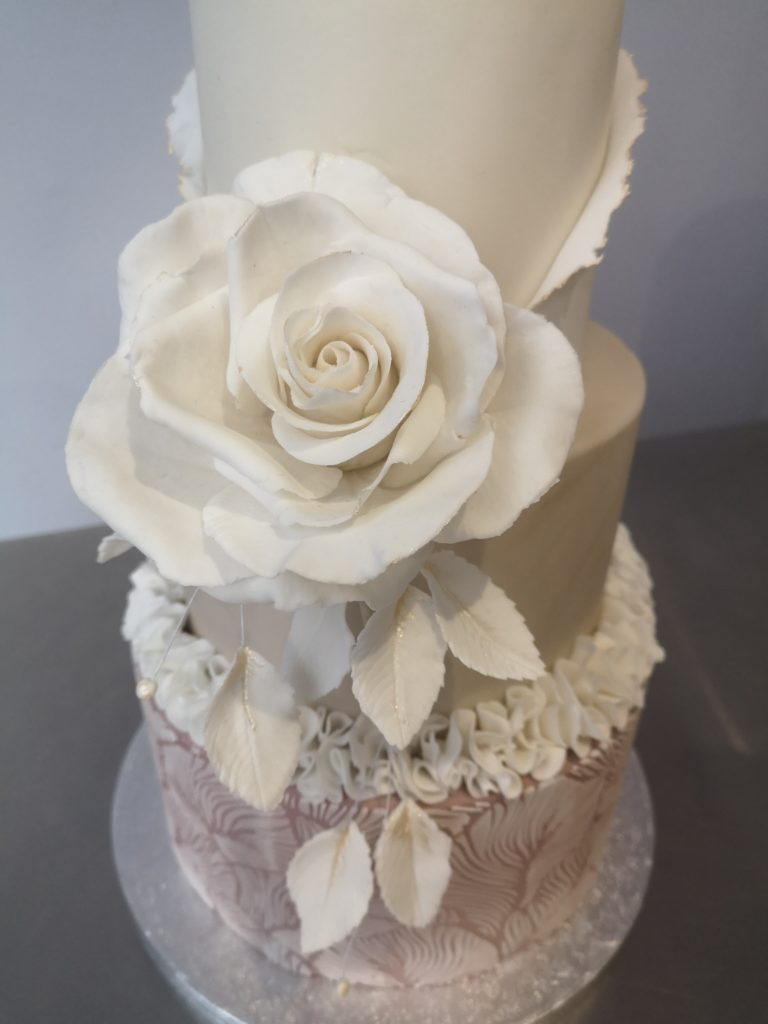 Commande cake design